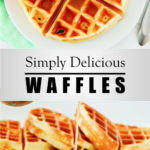 Simply Delicious Waffles