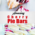 Amazing Cherry Pie Bars