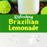 Refreshing Brazilian Lemonade