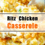 Ritz Chicken Casserole