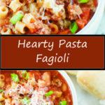 Hearty Pasta Fagioli