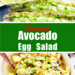 Delicious Avocado Egg Salad