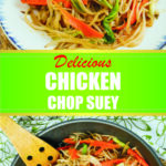 Delicious Chicken Chop Suey