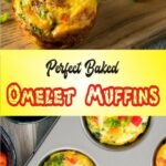 Perfect Baked Omelet Muffins