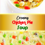 Creamy Chicken Pie Soup