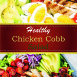Healthy Chicken Cobb Salad